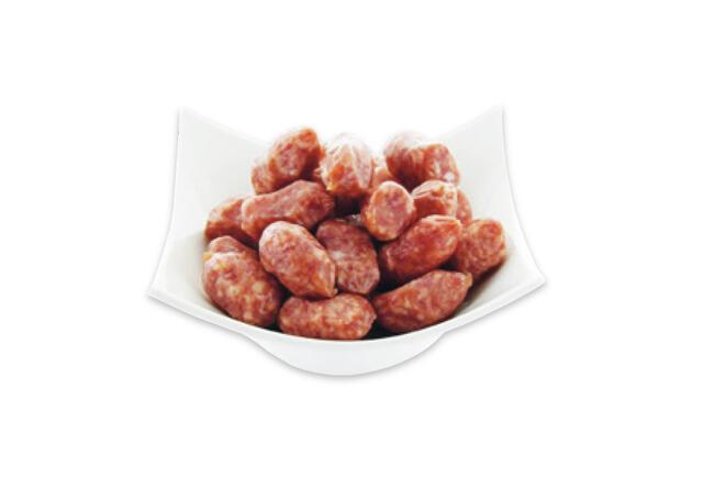 Aperitief salamibolletjes