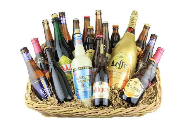 Belgische bieren & fijne apero-snacks 6 producten