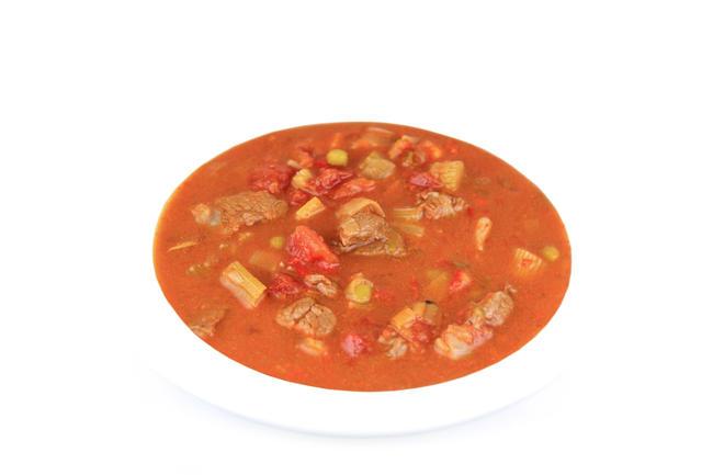 Soupe goulasch hongrois