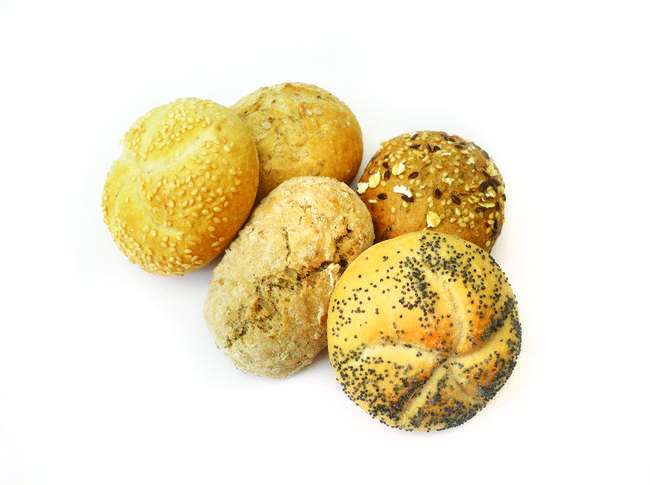 Mini hotel broodjes