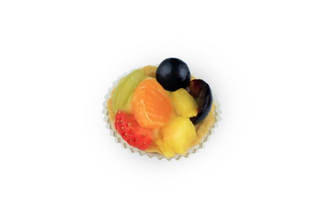 Mini-fruittaartjes