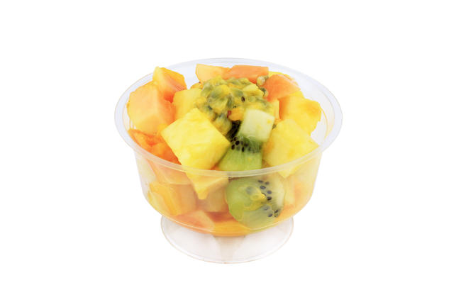 Exotische vruchtensla