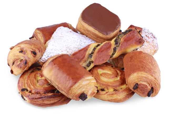 Assortiment ontbijtkoeken
