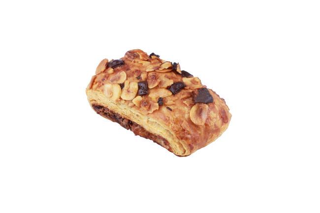 Mini-crispy-chocolate pastry