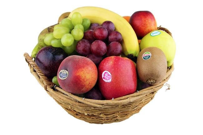 Fruitkorf 3 kg