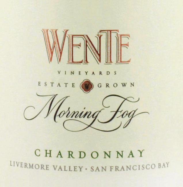 Wente Morning Fog Chardonnay 2010