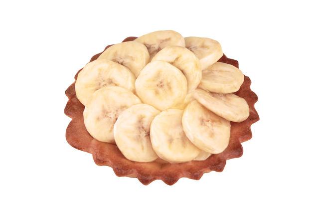 Bananentaartje 1p