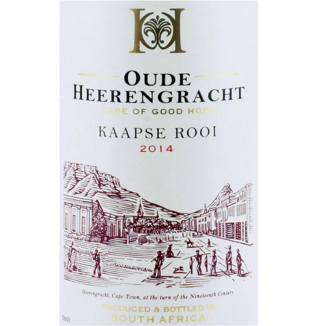 Oude Herengracht Pinotage