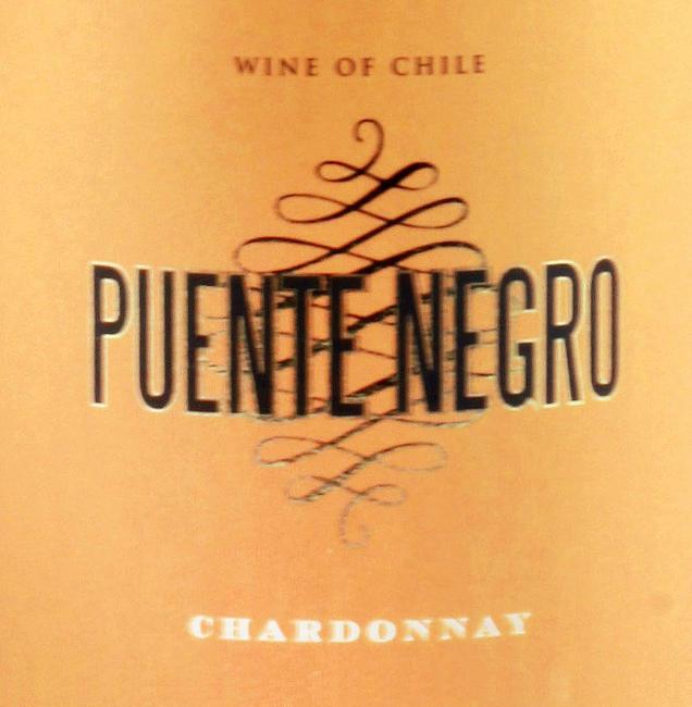 Chili Puente Negro chardonnay