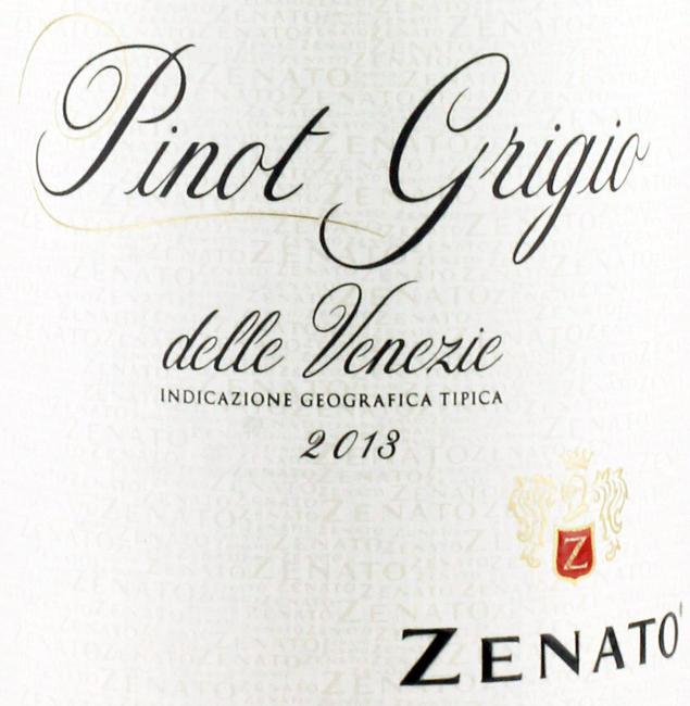 Zenato Pinot Grigio 2013