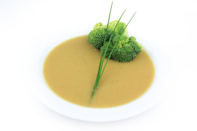 Broccolisoep met roquefort