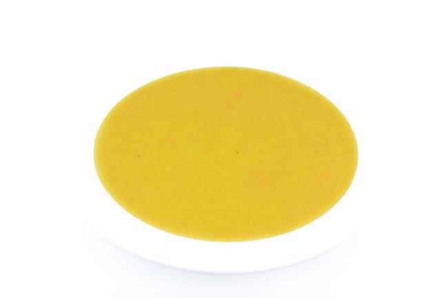 Pompoensoepje met curry