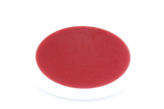 Rode bietensoep met appel