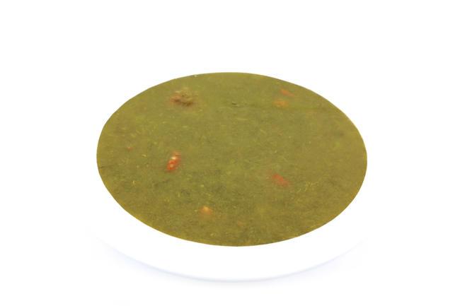 Roquette salade soep