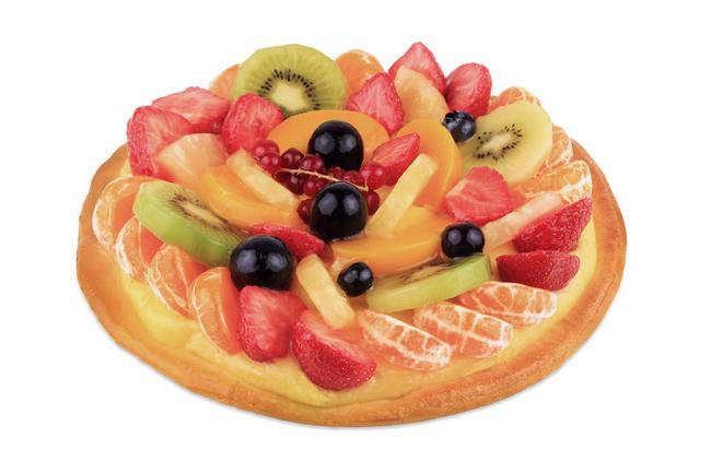 Verse fruittaart