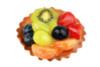 Vers fruittaartje
