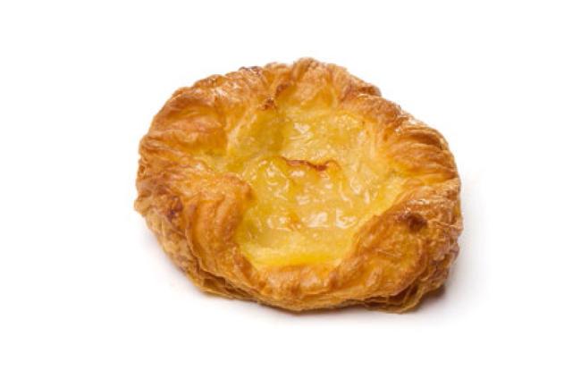 Deense mini-koek appel
