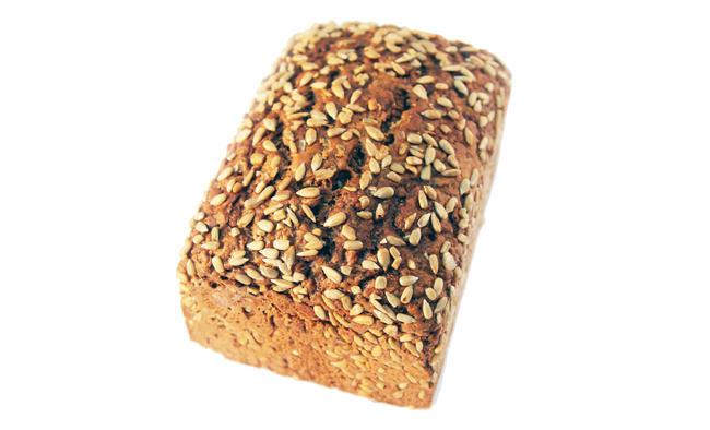 Duits zonnebloempitten brood (600gr)