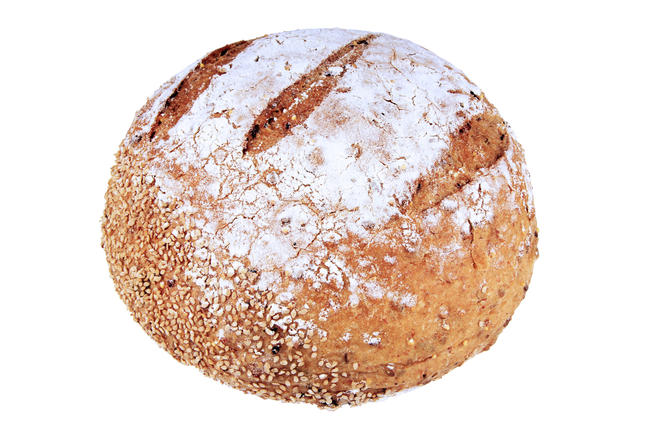 Prairie bread with sesame seeds (700gr)