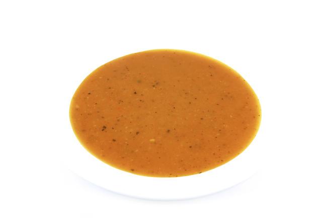 Zucchini-tomato soup
