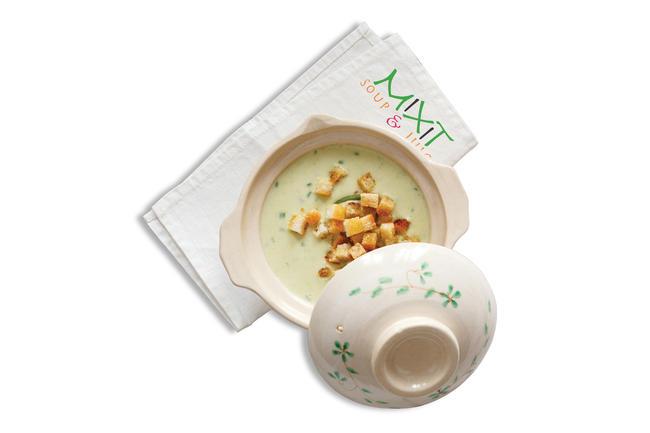 Speciale soep van de dag