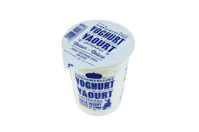 Yoghurt natuur