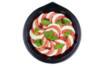 Tomaat mozzerella salade