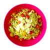 Ultra verse salade van de dag