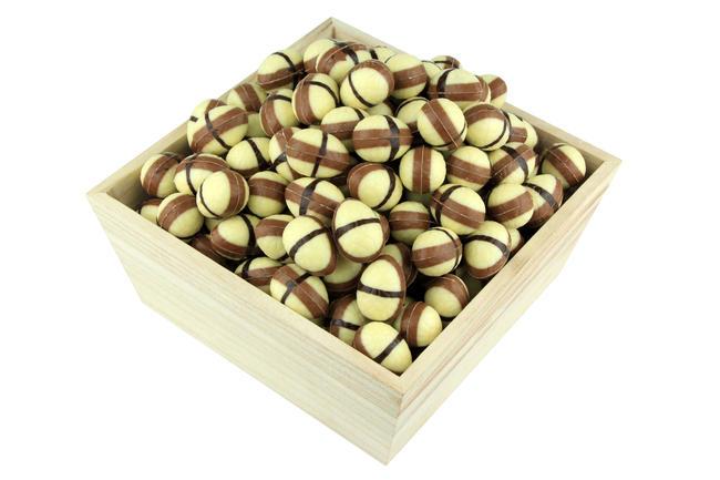 Chocolade paaseitjes
