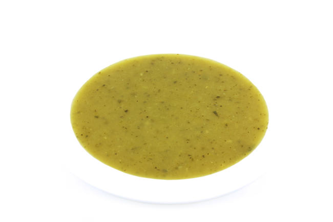 Courgette-pastinaak soep