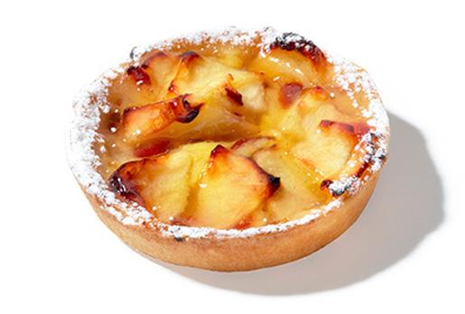 Tartelette au pomme